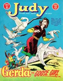 Judy - Gerda capa