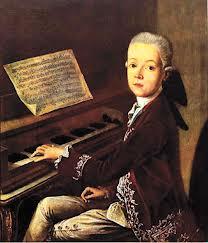 Mozart enfant
